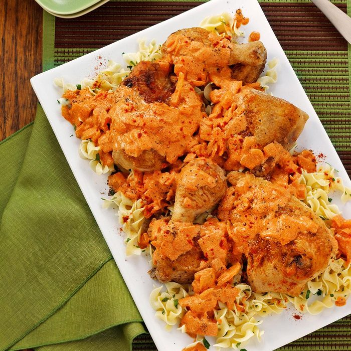 Hungarian Chicken