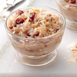 Indulgent Coconut Rice Pudding
