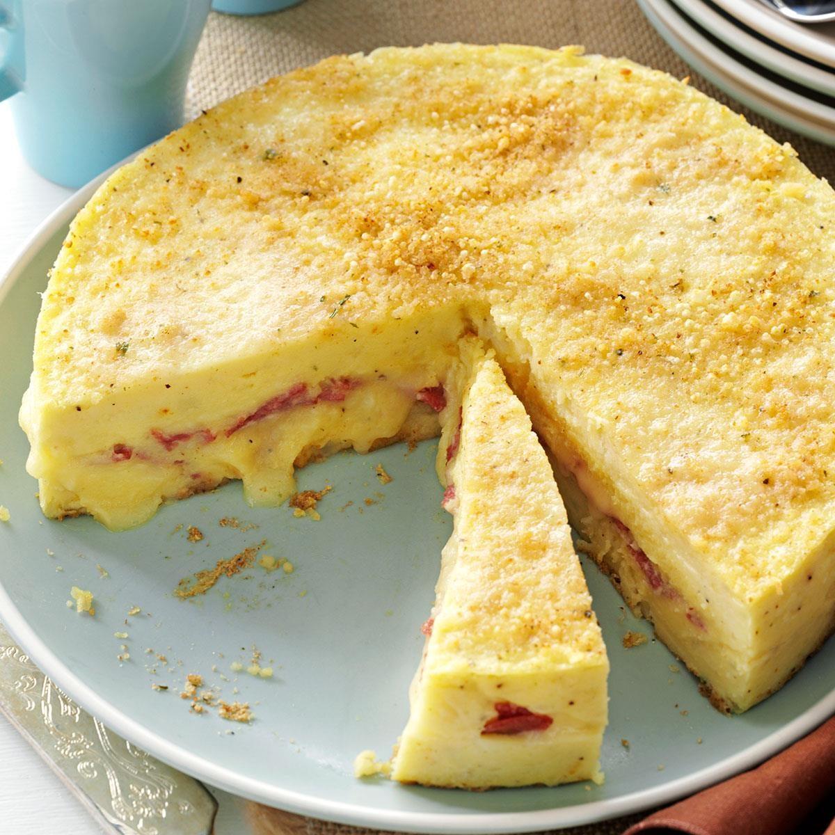 International Potato Cake