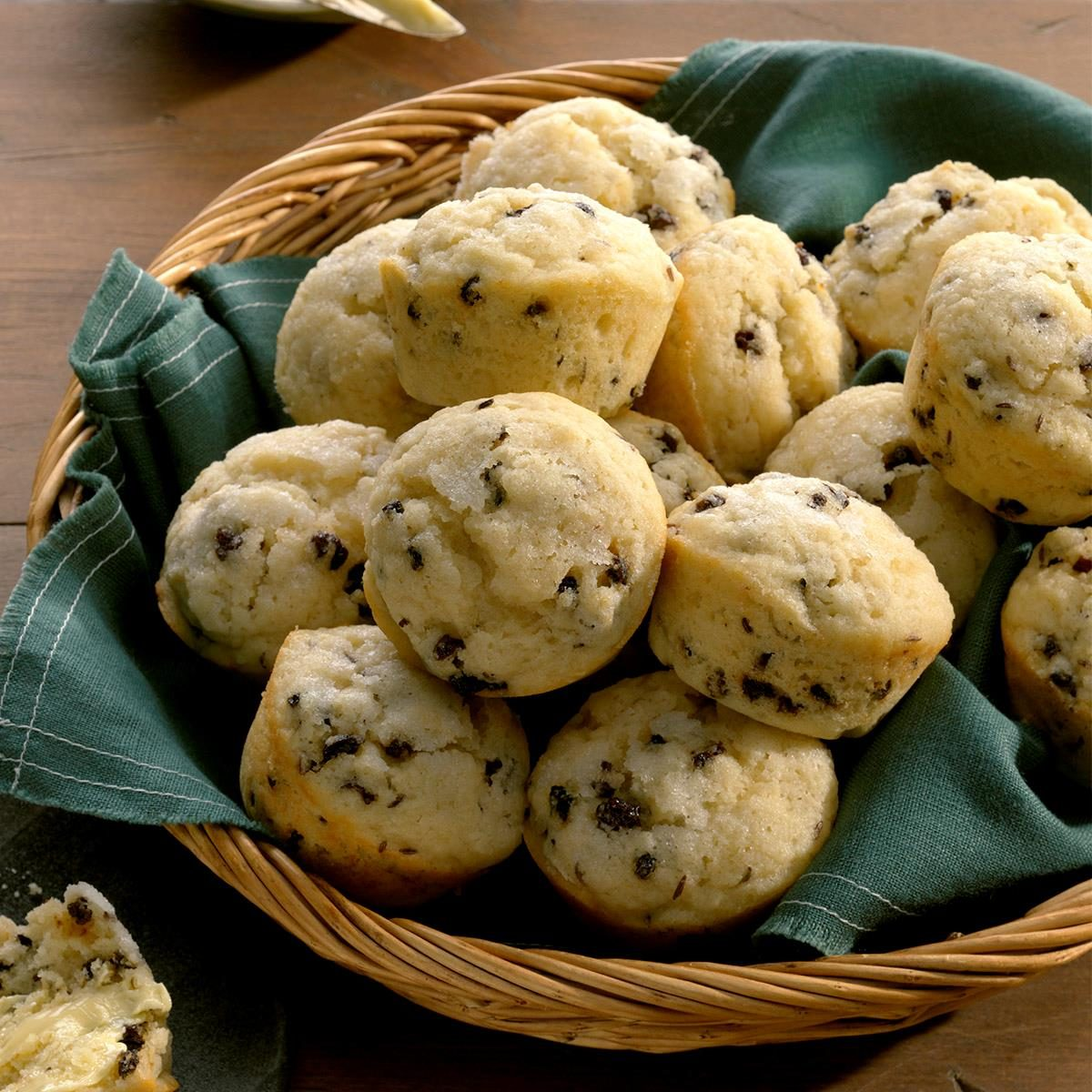 Irish Soda Bread Muffins Recipe | Taste of Home