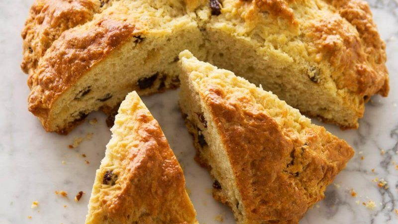 How To Make Irish Soda Bread Taste Of Home