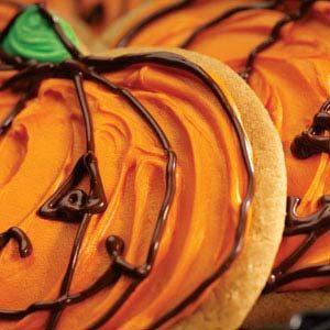 Irresistible Peanut Butter Jack O'Lantern