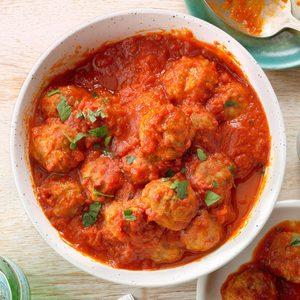 Italian Appetizer Meatballs