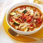 Italian Chicken Sausage Soup