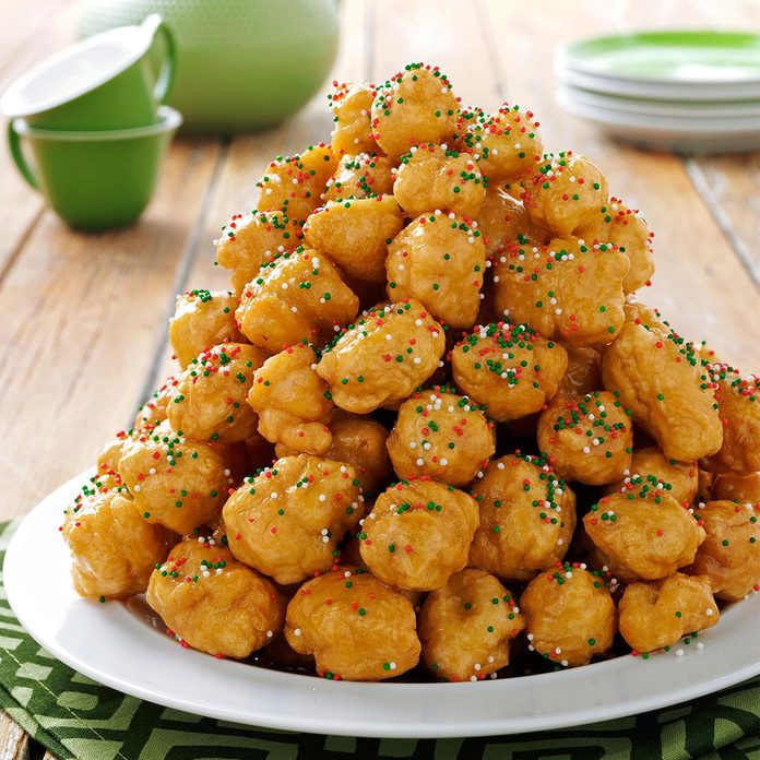 Italian Holiday Cookies