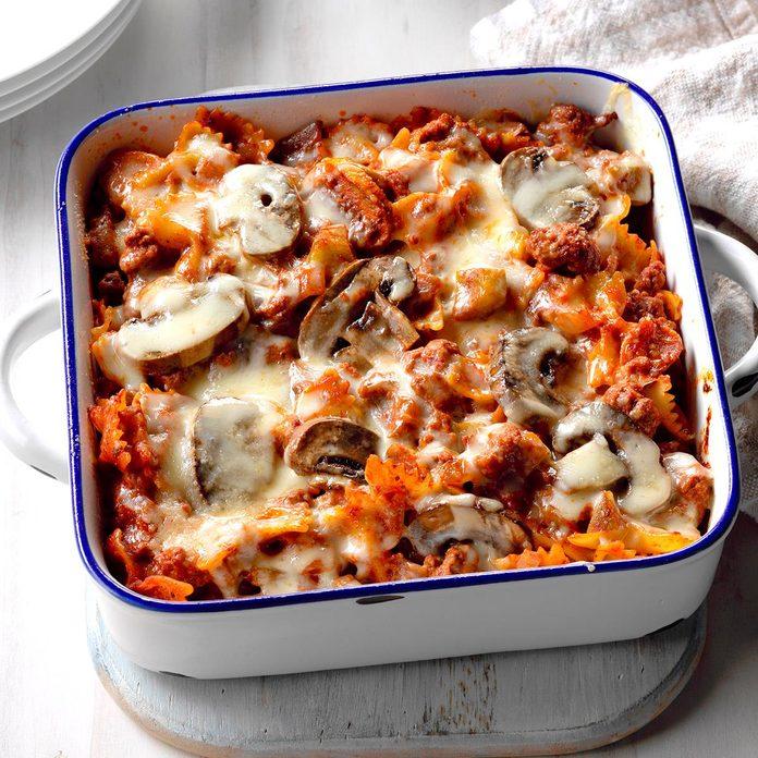 Italian Hot Dish