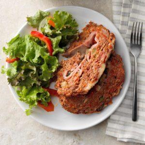 Italian Spiral Meat Loaf
