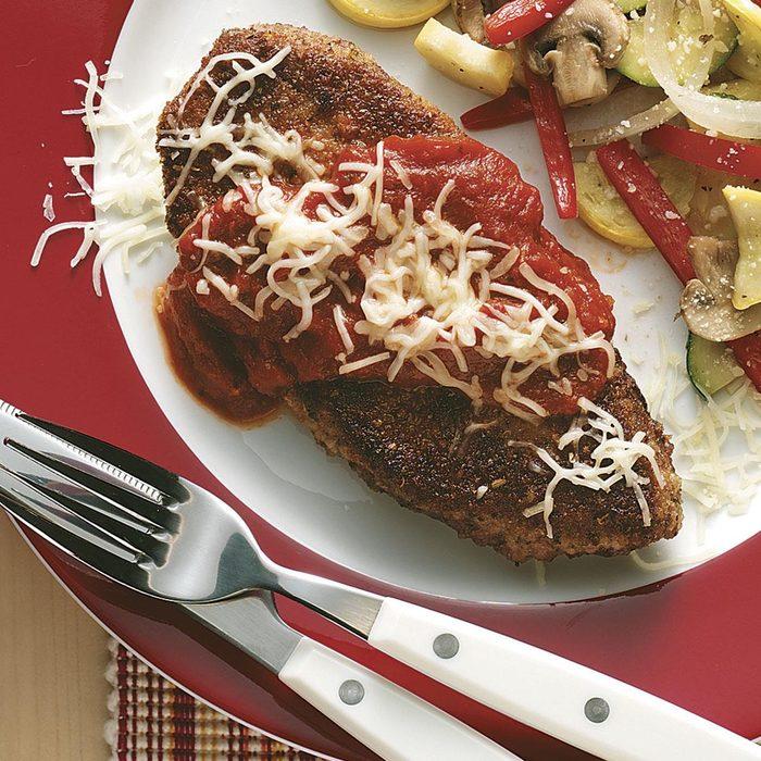 Italian Steaks for Two