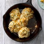 Italian-Style Drop Biscuits
