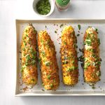 Jalapeno Popper Mexican Street Corn