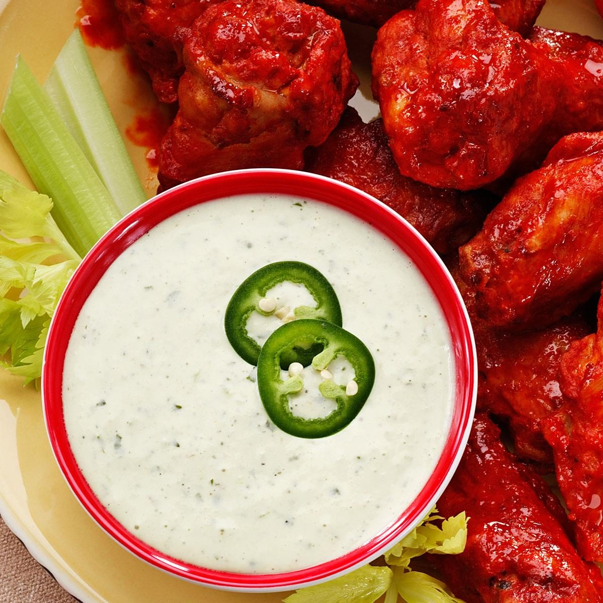 Inspired By: Garlic and Herb Ranch Sauce