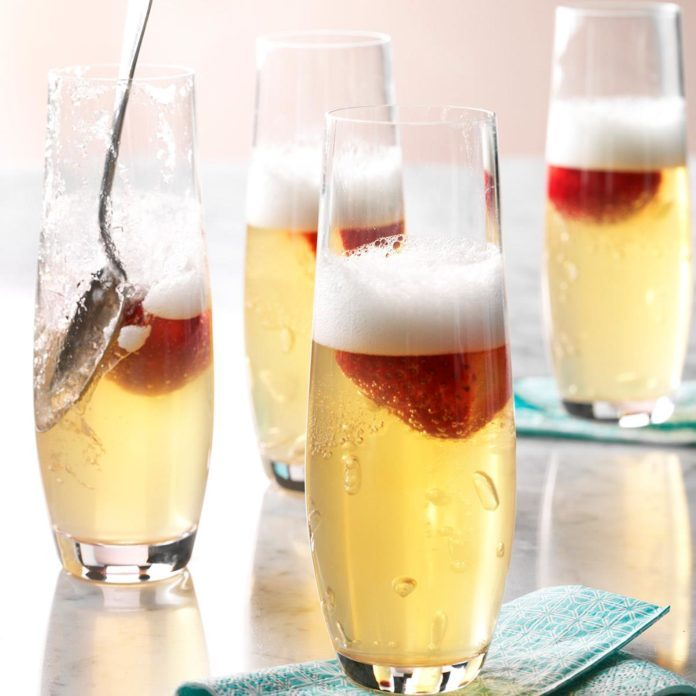 December 31: National Champagne Day