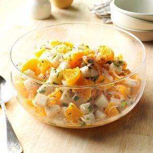 Jicama Citrus Salad