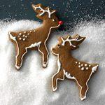 JoJo's Ginger Cookies