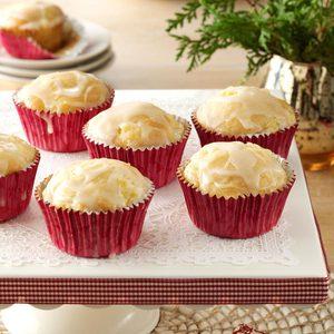 John's Pineapple-Cream Cheese Muffins