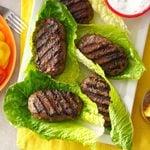 Juicy & Delicious Mixed Spice-Burgers