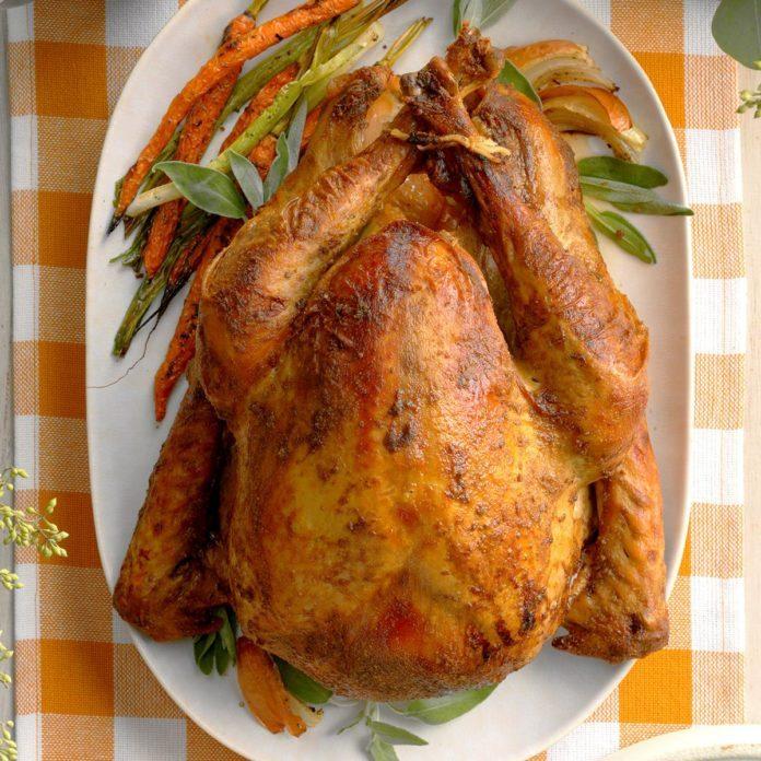 Juicy Roast Turkey