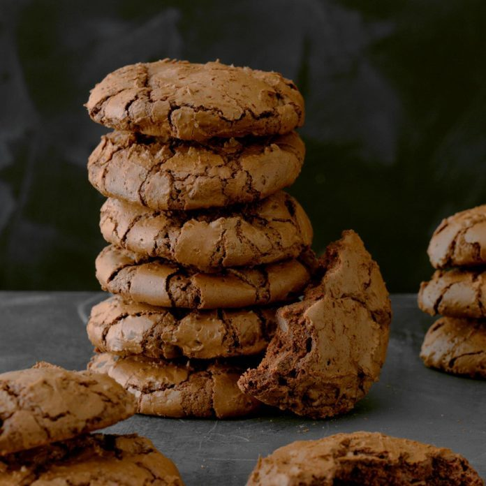Nevada: Jumbo Brownie Cookies