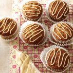 Jumbo Caramel Banana Muffins