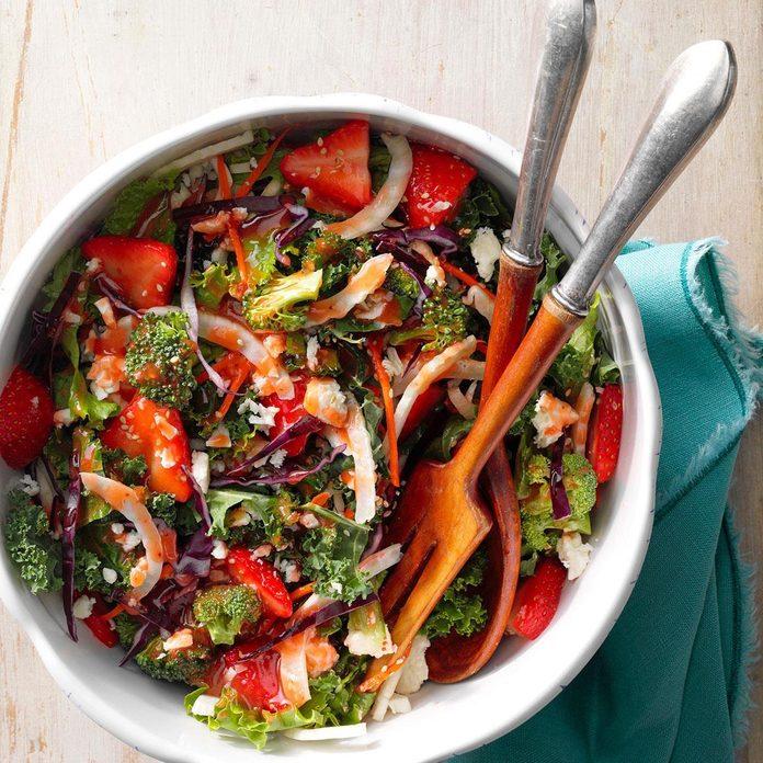 35 Bright Salad Ideas For Spring