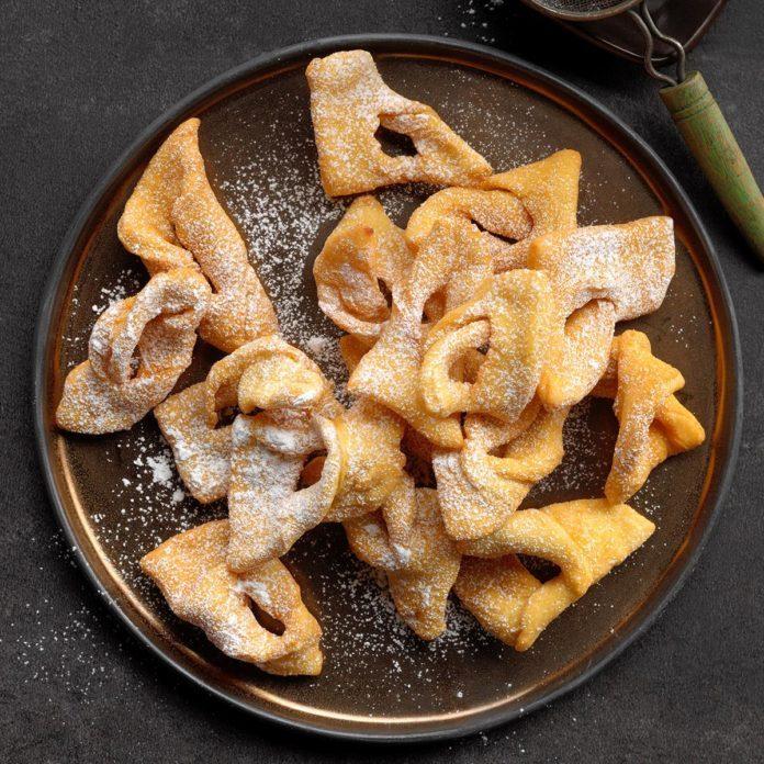 Polish Christmas Cookies.9 Polish Christmas Cookies Taste Of Home