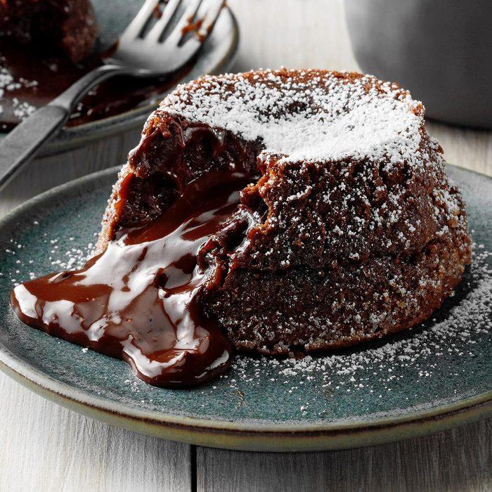 Lava Chocolate Cakes
