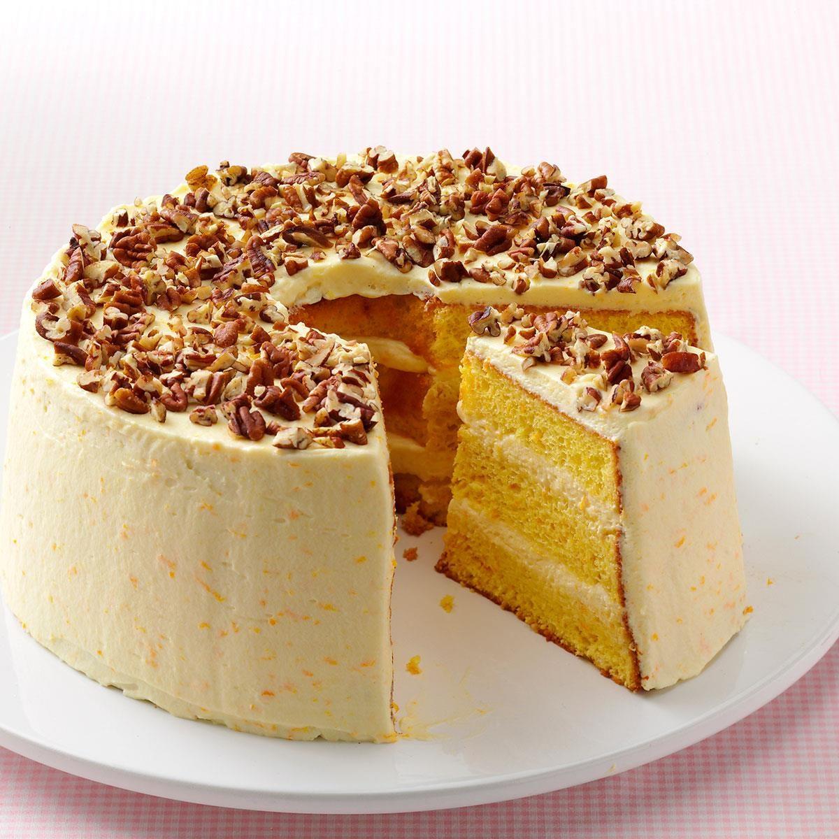 1910s: Sponge Cake