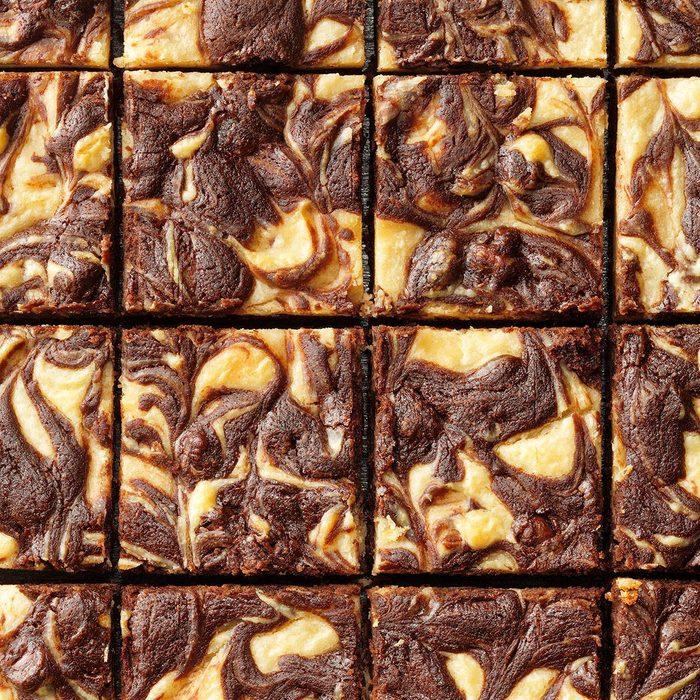 candy copycat recipes - Layered Peanut Butter Brownies Exps Tohon21 11889 E06 16 1b 3