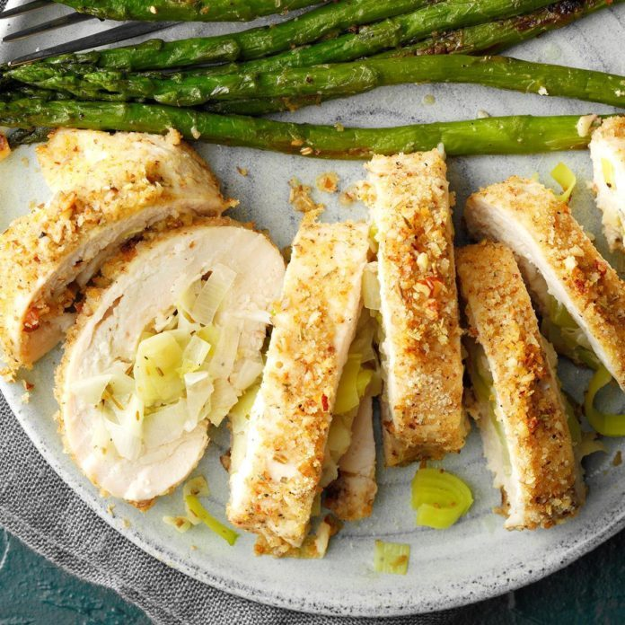 Our Best Stuffed Chicken Breast Recipes