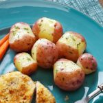Lemon-Butter New Potatoes