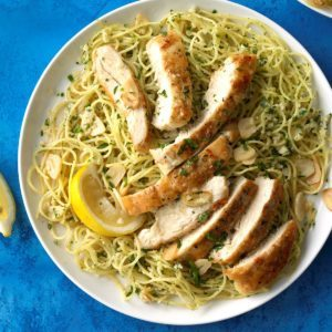 Lemon Chicken Pasta