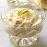 Lemon Cream Delight