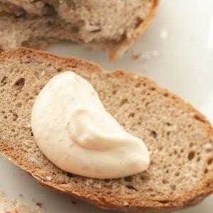 Lemon-Garlic Spread