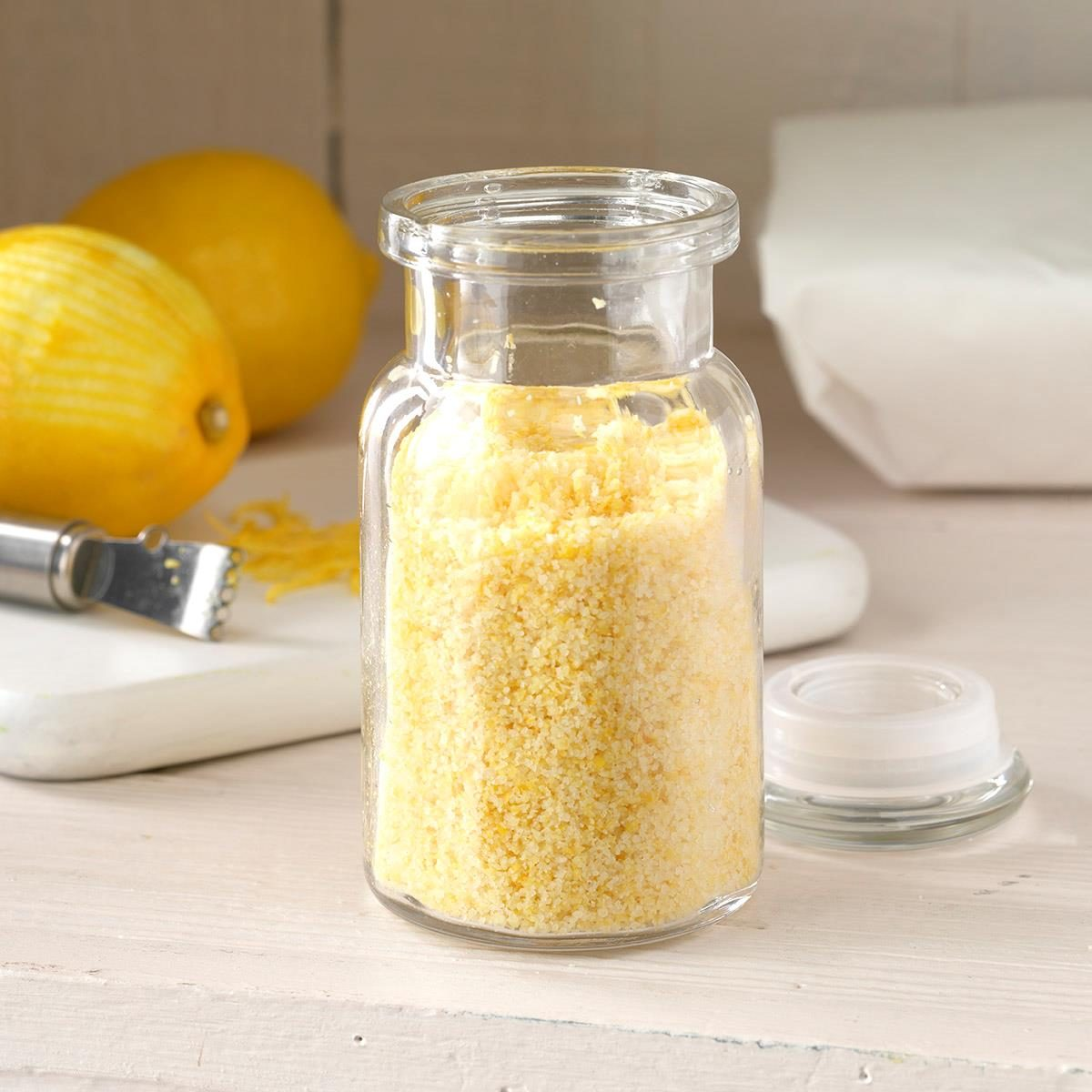 Lemon-Ginger Salt