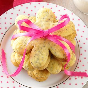 Lemon-Poppy Seed Cutout Cookies