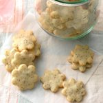 Lemon Poppy Seed Cutouts
