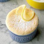 Lemon Pudding Cake