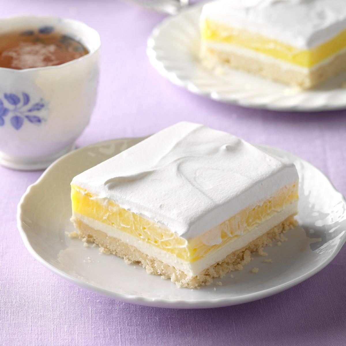 Lemon Cake With Out Pudding Mix