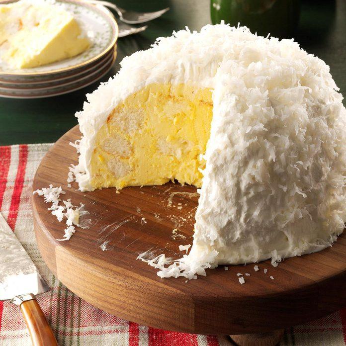 Lemon Snowball