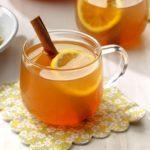 Lemon Spiced Tea