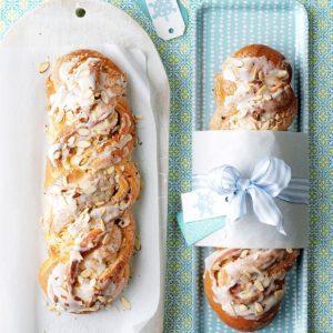 Lemon-Twist Loaves