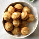 Lemon Yeast Puffs