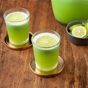 Leprechaun Lime Punch