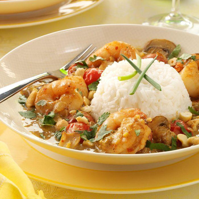 Let's Get Together Thai Shrimp