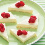 Light & Easy Cheesecake Bars