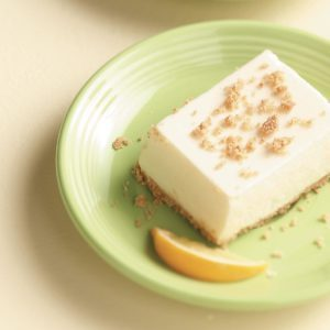 Light Lemon Fluff Dessert