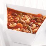 Lightened-Up Pasta Fagioli Soup