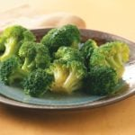 Lime-Buttered Broccoli