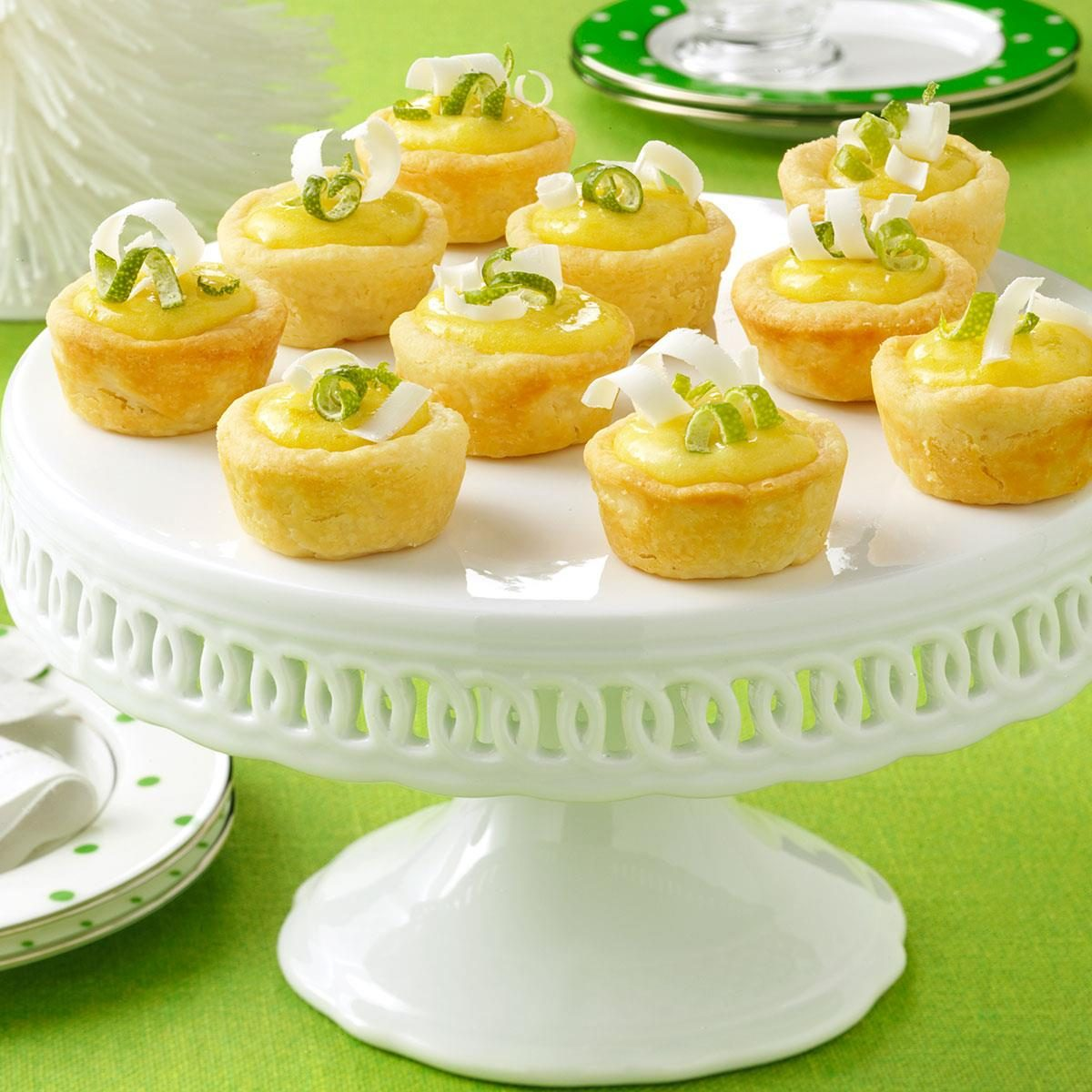 Lime Divine Tarts