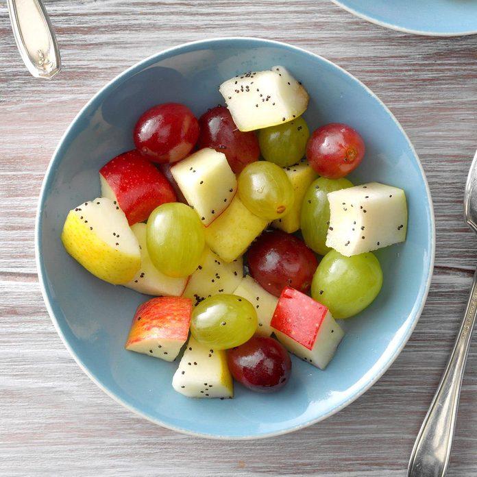 Lime-Honey Fruit Salad